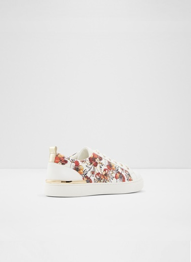 Aldo Dilathiel - Beyaz Kadin Sneaker Renkli